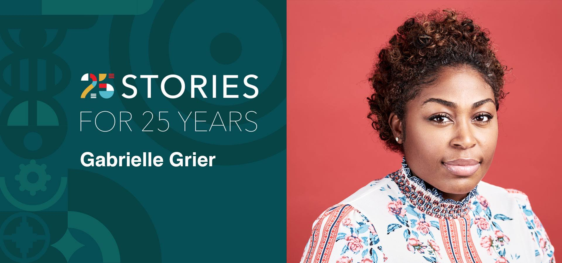 Gabrielle Grier: 25 Stories